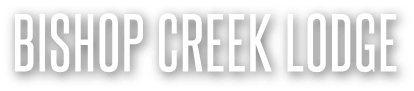 Bishop Creek Lodge Retina Logo