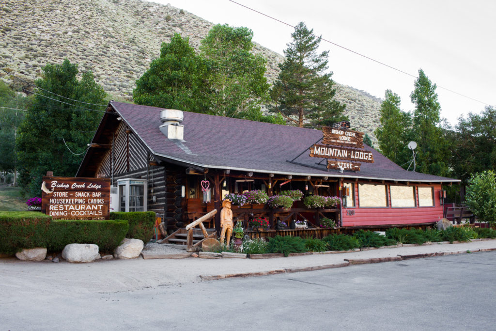 Bishop Creek Lodge