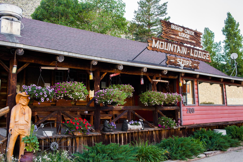 Bishop Creek Lodge, California