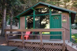 Bishop creek lodge Brown Trout cabin