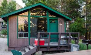 Bishop creek lodge Brook Trout cabin