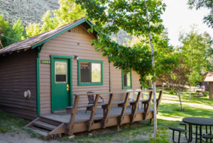 Bishop creek lodge cabin 2