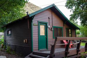 Bishop creek lodge cabin 3