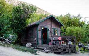 Bishop creek lodge cabin 4