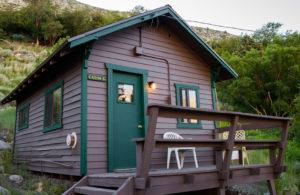 Bishop creek lodge cabin 6