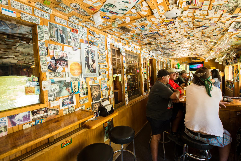 Bishop Creek Lodge Bar