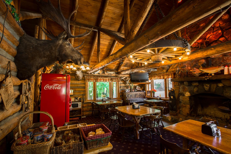 Bishop Creek Lodge Restaurant