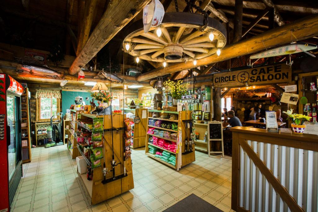 Bishop Creek Lodge store