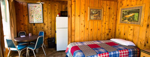 cabins in bishop california