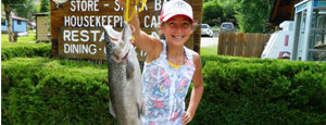 bishop creek resort fishing california