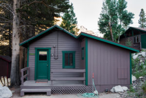 Bishop creek lodge cabin 5