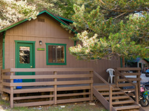 Bishop creek lodge cabin 8
