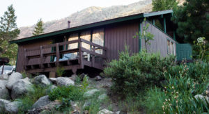 Bishop creek lodge Golden Trout cabin