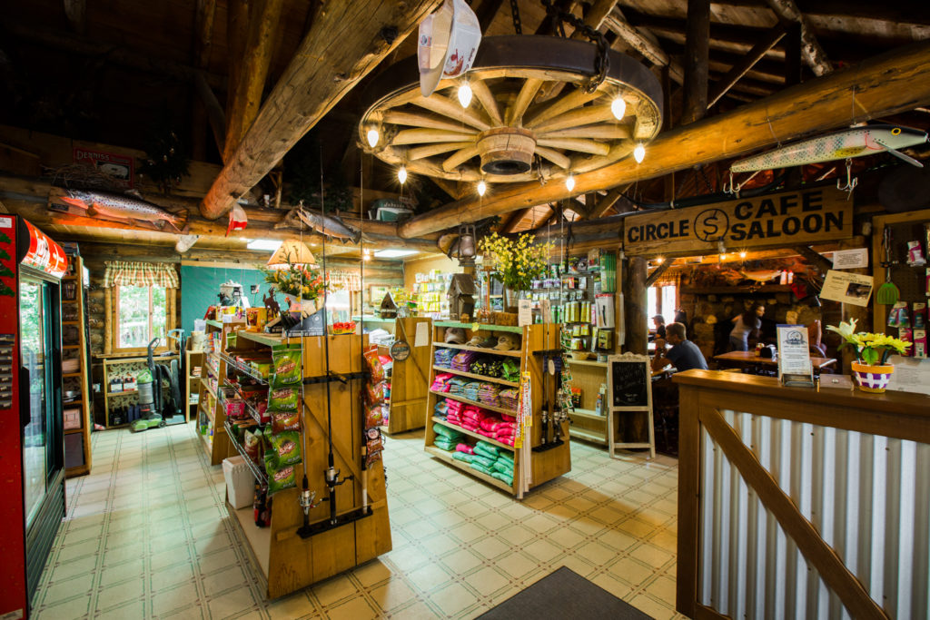 Bishop Creek Lodge store