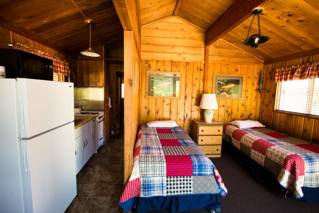 Brown Cabin Bishop Creek Lodge