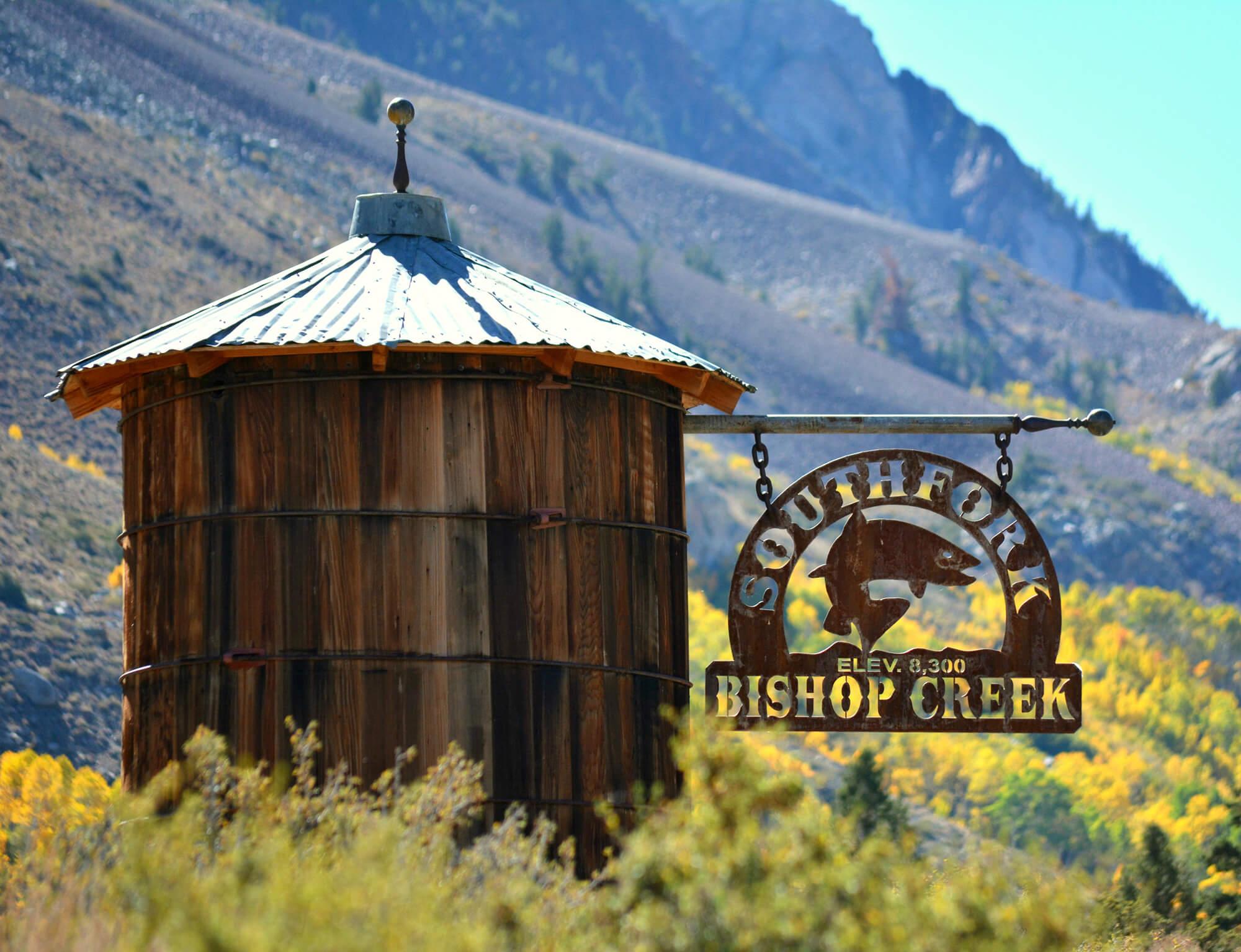 Bishop Creek Elevation 8300